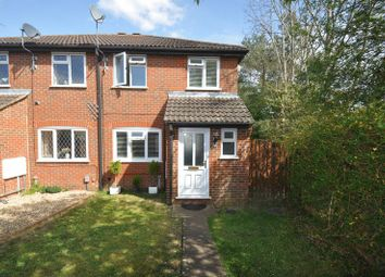 Thumbnail 3 bedroom semi-detached house for sale in Galloway Close, Fleet