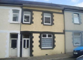 Thumbnail 3 bed terraced house to rent in Crawshay Street, Ynysybwl, Pontypridd