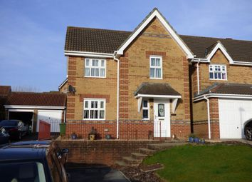Thumbnail 3 bed detached house for sale in Highglen Drive, Plympton, Plymouth