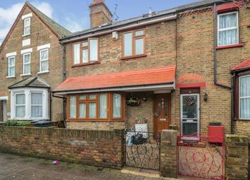 Thumbnail 4 bed terraced house for sale in York Road, Waltham Cross, Hertfordshire
