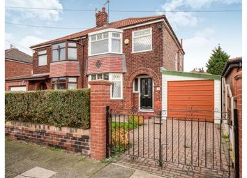 Thumbnail 3 bed semi-detached house for sale in Thorn Road, Swinton, Manchester, Greater Manchester