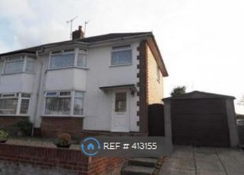 Thumbnail 3 bed semi-detached house to rent in Hele Close, Basingstoke