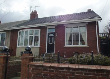 Thumbnail 3 bed bungalow for sale in Highbury Place, North Shields