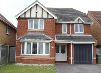 Thumbnail 4 bedroom detached house to rent in Hatton Close, Chafford Hundred