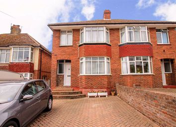 Thumbnail 3 bedroom semi-detached house for sale in Parker Road, Hastings, East Sussex