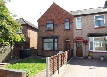 Thumbnail 3 bed end terrace house for sale in Rollason Close, Radford, Coventry