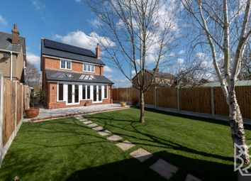 Thumbnail 4 bed detached house for sale in Hadleigh Road, Holton St. Mary, Colchester, Suffolk