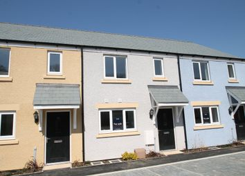 Thumbnail 2 bed terraced house for sale in Moyles Park, Modbury, Ivybridge