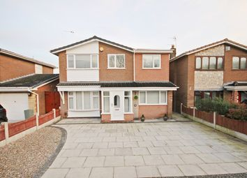 4 bed detached house for sale in Shaftesbury Avenue, Penketh, Warrington WA5