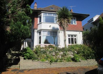 Thumbnail 5 bedroom detached house to rent in Gower Road, Sketty, Swansea, City And County Of Swansea.