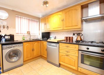 Thumbnail 3 bedroom end terrace house to rent in Willonholt, Peterborough