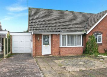 Thumbnail 1 bed semi-detached bungalow for sale in Meadow Park Road, Wollaston, Stourbridge