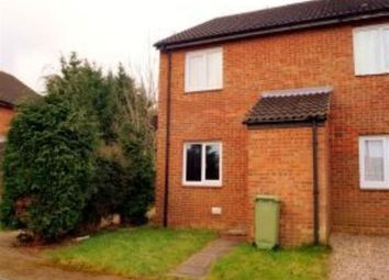 Thumbnail 1 bedroom flat to rent in Kercroft, Two Mile Ash, Milton Keynes