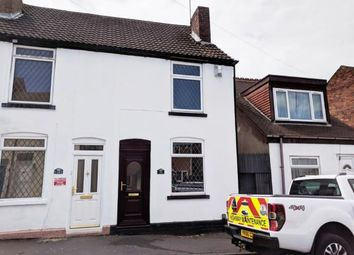Thumbnail 2 bed end terrace house for sale in Park Street, Lye, Stourbridge, West Midlands