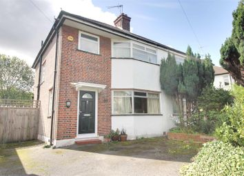 Thumbnail 3 bed semi-detached house for sale in Eastern Avenue, Pinner