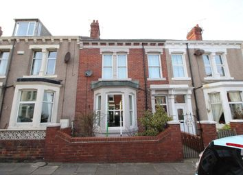 Thumbnail 4 bed terraced house for sale in Brook Street, Whitley Bay