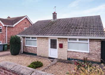 Thumbnail 2 bed detached bungalow for sale in Saltersford Road, Grantham