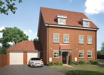 Thumbnail 4 bed terraced house for sale in London Road, Binfield