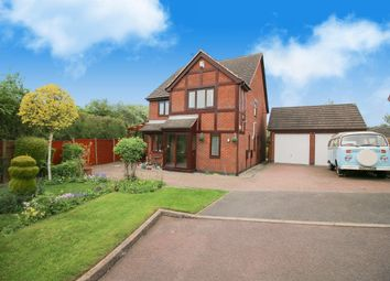 Thumbnail 4 bed detached house for sale in Brechin Close, Arnold, Nottingham