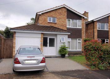 Heath Lawns, Catisfield, Fareham PO15. 3 bed detached house