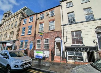 Thumbnail 1 bed flat to rent in 13 Prescot Street, Liverpool
