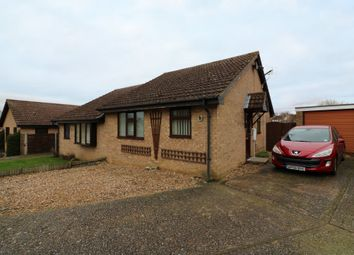 Thumbnail 2 bed semi-detached bungalow for sale in Wheatfields, Rickinghall, Diss