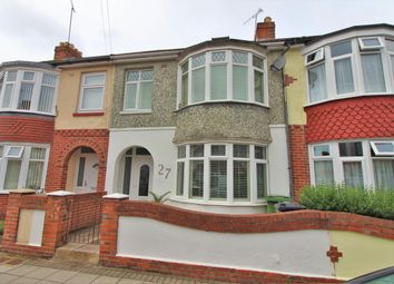 4 bed terraced house for sale in Devon Road, Portsmouth PO3