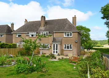 Thumbnail 3 bed semi-detached house for sale in Newtown Hill, Coombe Keynes, Wareham