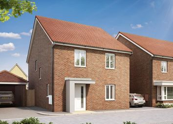 "Thumbnail 4 bed detached house for sale in ""Elder"" at Hedgers Way, Kingsnorth, Ashford"