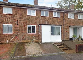 Thumbnail 3 bed terraced house for sale in Lewes Close, Crawley