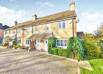 Thumbnail 4 bed end terrace house for sale in Stratford Road, Cosgrove, Milton Keynes, Northants