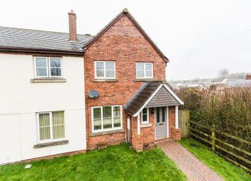Thumbnail 3 bed semi-detached house for sale in Lychgate Park, Copplestone, Crediton