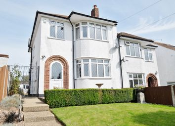 Thumbnail 3 bed semi-detached house for sale in Crofton Road, Farnborough, Orpington