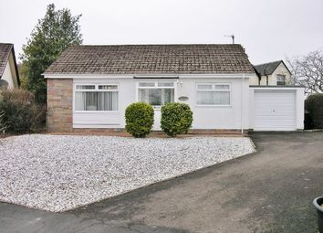 Thumbnail 2 bed detached bungalow for sale in Hollybush Crescent, Crieff