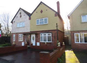 Thumbnail 2 bedroom semi-detached house for sale in Alexandra Road, Tipton