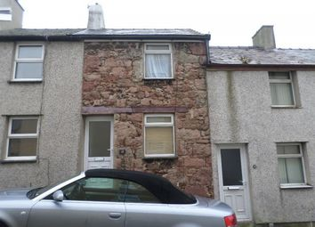 Thumbnail 1 bed terraced house to rent in 35, Snowdon Street, Caernarfon