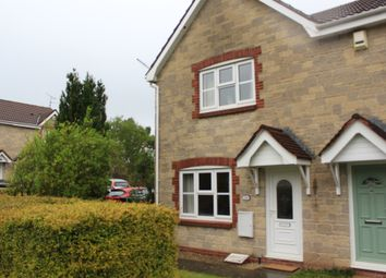 Thumbnail 3 bed semi-detached house for sale in Ireton Close, Pontprennau, Cardiff