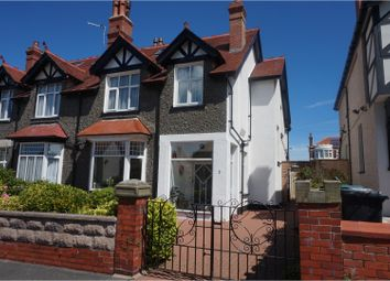 Thumbnail 4 bed semi-detached house for sale in Roumania Crescent, Llandudno
