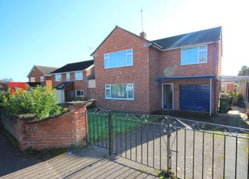 Thumbnail 3 bed detached house for sale in Glebe Road, Newent