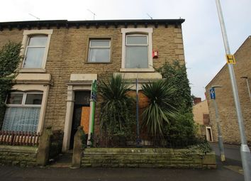 Thumbnail 4 bed terraced house for sale in Greenway Street, Darwen