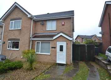 Thumbnail 2 bed semi-detached house for sale in Thorpe Close, Wellingborough