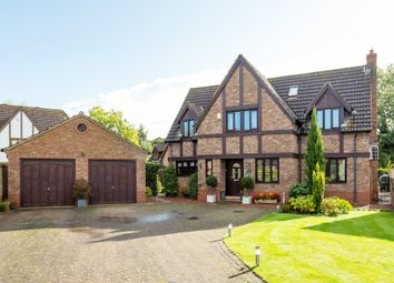 Thumbnail 4 bed detached house for sale in Maltings Court, Alne, York