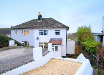 Thumbnail 3 bed semi-detached house for sale in Taunton Avenue, Plymouth