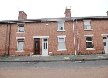 Thumbnail 2 bed terraced house for sale in Ebor Street, South Shields, Tyne And Wear