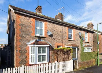 Thumbnail 3 bedroom end terrace house for sale in Triangle Road, Haywards Heath