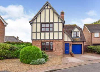 4 bed detached house for sale in Heather Close, Bishop's Stortford CM23