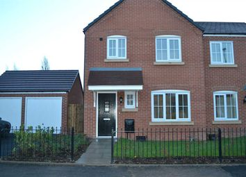 Thumbnail 3 bed semi-detached house to rent in Waltho Street, Wolverhampton