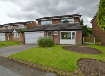 Thumbnail 4 bedroom detached house for sale in Sergeants Lane, Whitefield, Manchester
