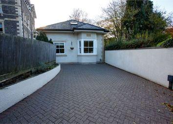 Thumbnail 2 bedroom detached bungalow for sale in Hazelwood Road, Stoke Bishop, Bristol