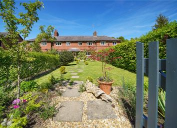 Thumbnail 3 bed terraced house for sale in Waterworks Road, Otterbourne, Winchester, Hampshire